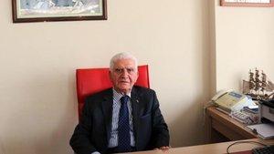 Eski Bakan Cemil Erhan toprağa verildi