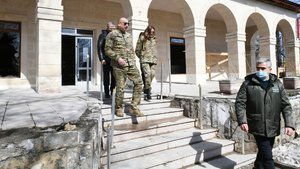Aliyev'den Şuşa kararnamesi
