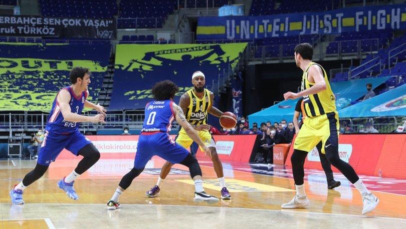 Fenerbahçe Beko: 84 - Anadolu Efes: 88