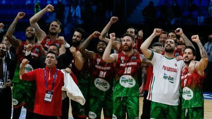 Karşıyaka, Şampiyonlar Ligi'nde finalde