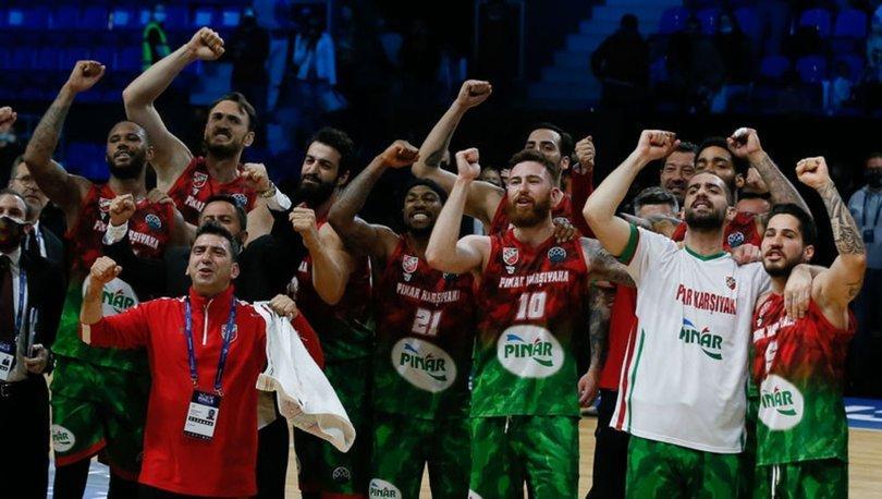 Pınar Karşıyaka, Şampiyonlar Ligi finalinde