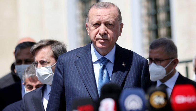Son dakika: Cumhurbaşkanı Erdoğan'dan 3 soru 3 mesaj! - Haberler