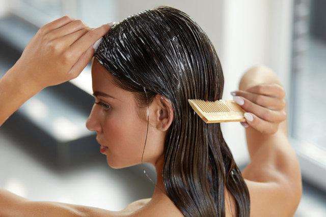 Saç dökülmesini önleyen ev yapımı, doğal saç maskesi tarifleri - Haberler