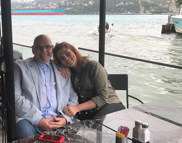 Pelin Öztekin'den Rasim Öztekin paylaşımı: Artık '8' uğursuz- Magazin haberleri