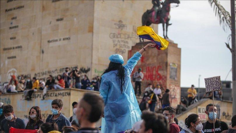 Kolombiya'dan, Arjantin Devlet Başkanı Fernandez'in açıklamalarına kınama
