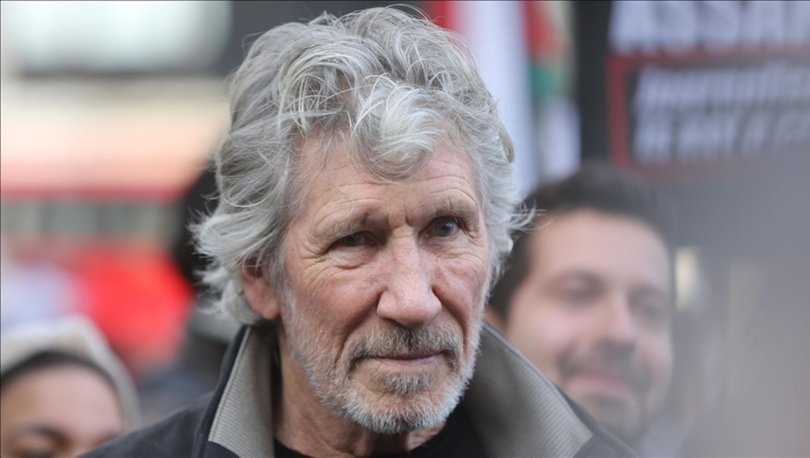 Ünlü rock grubu Pink Floyd'un solisti Waters, Mescid-i Aksa baskını nedeniyle İsrail'e tepki gösterdi