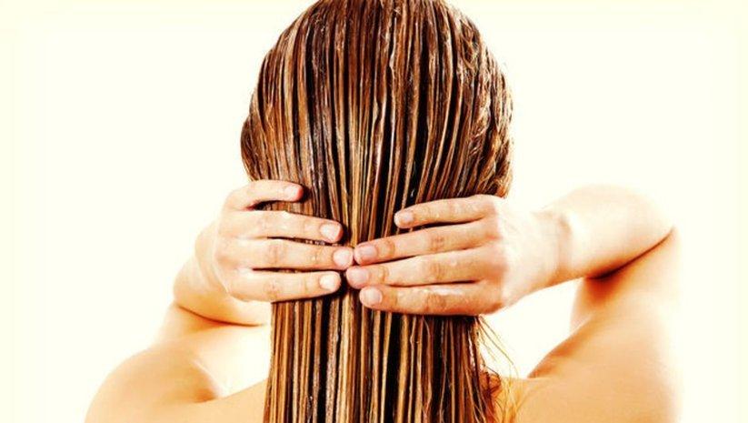 Saçınıza sürün ve bekleyin... Sonuca şaşıracaksınız!