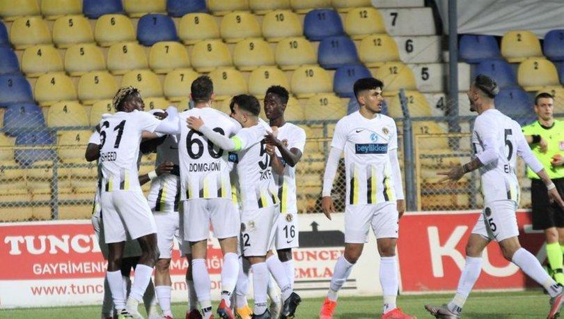 TFF 1. Lig'de kalmayı garantileyen Menemenspor, yarın lider Adana Demirspor'u ağırlayacak