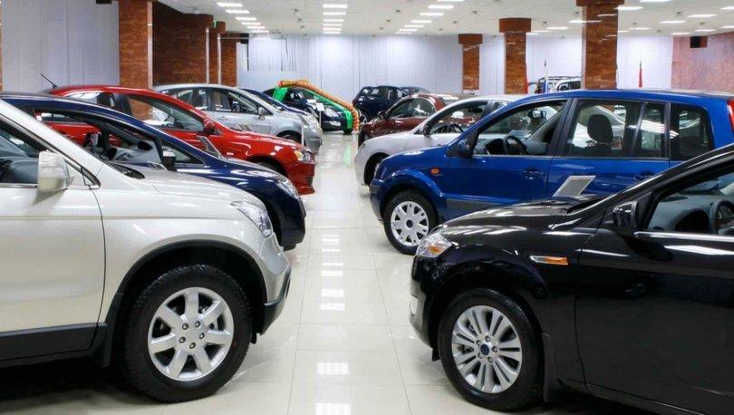 İkinci el araç pazarında satışlar azaldı