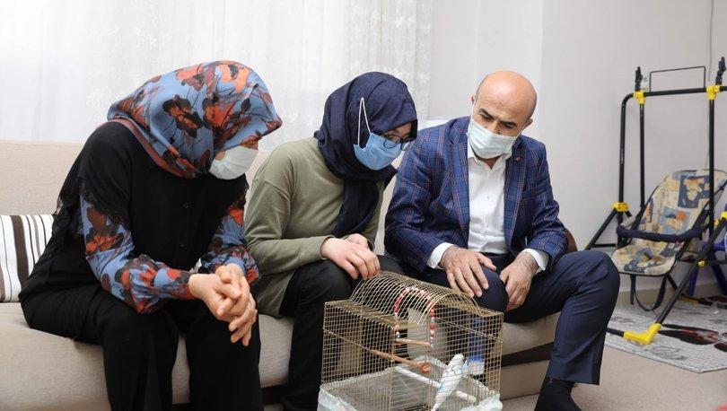 Mardin Valisi Mahmut Demirtaş'tan Rümeysa'ya sürpriz