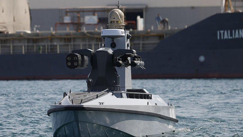 Son dakika! Türkiye'nin ilk silahlı insansız deniz aracı, füze atışlarına hazır - Haberler