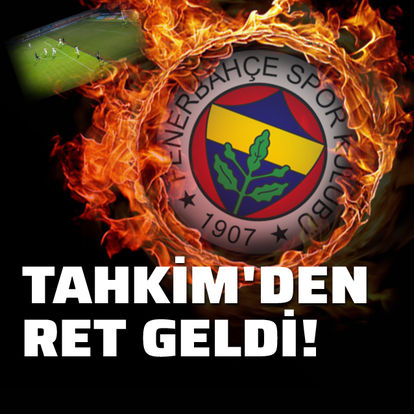 Tahkim Kurulu'ndan Fenerbahçe'ye ret!