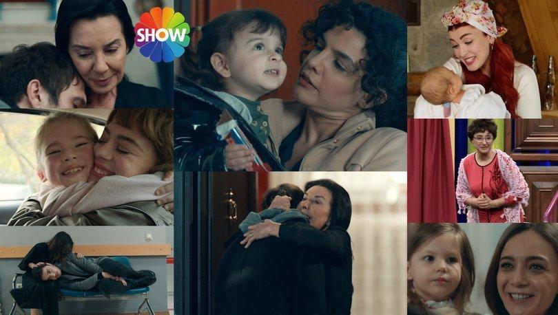 SHOW TV'den Anneler Günü'ne özel tanıtım