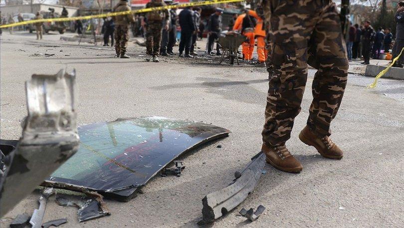 Son dakika haberi Kabil'de bombalı saldırı: 25 ölü