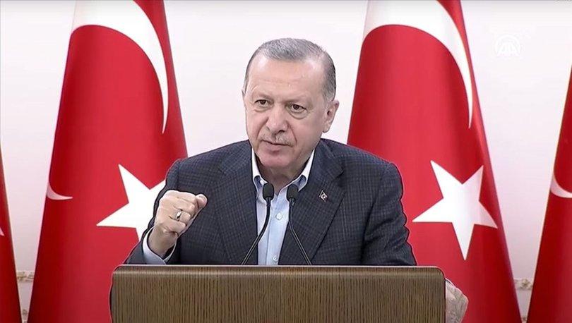 Cumhurbaşkanı Erdoğan: Kudüs'teki alçak saldırın derhal durdurulmasını istiyoruz