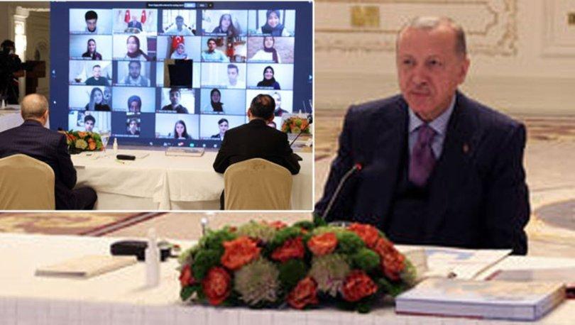 SON DAKİKA! Cumhurbaşkanı Erdoğan: Yeni normalleşmeyi açıklayacağız!