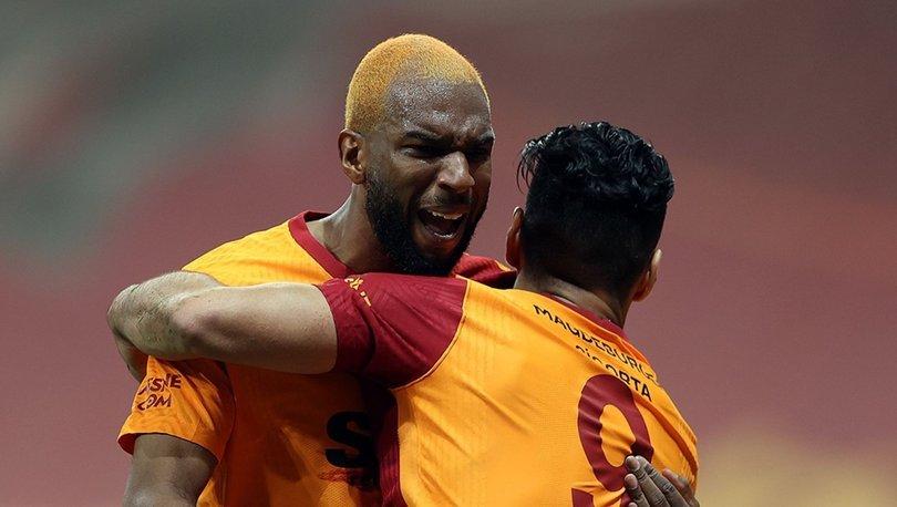 Galatasaray: 3 - Beşiktaş: 1 MAÇ SONUCU Galatasaray Beşiktaş'ı yıktı, goller yağdı! GS BJK maç özeti