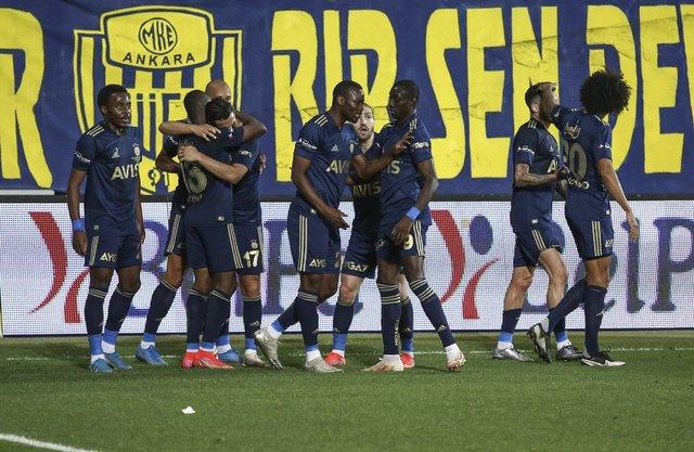 Fenerbahçe'de büyük sevinç
