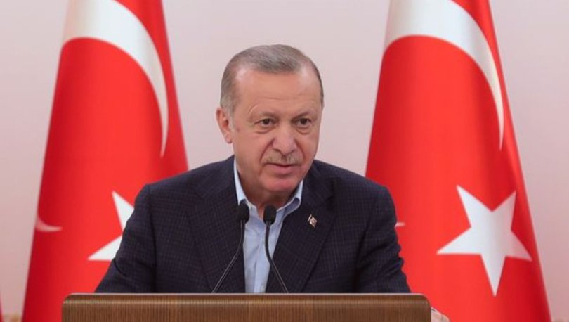 Cumhurbaşkanı Erdoğan: Bin yıldan daha hayırlı Kadir gecemizi tebrik ediyorum