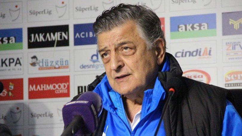 Büyükşehir Belediye Erzurumspor'da teknik direktör Yılmaz Vural ile yolların ayrıldığı duyuruldu.