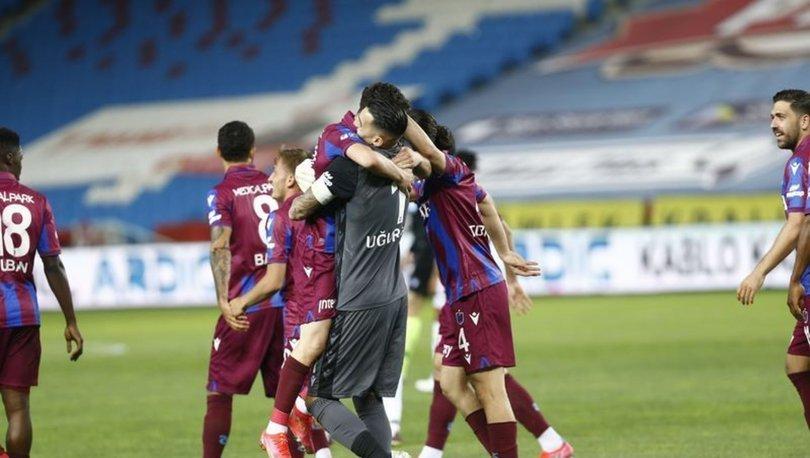 Trabzonspor, Avrupa biletini garantiledi