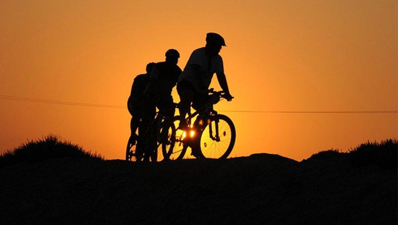 Türkiye'de uzun vadede her 4 yolculuktan 1'inin bisikletle yapılması hedefleniyor