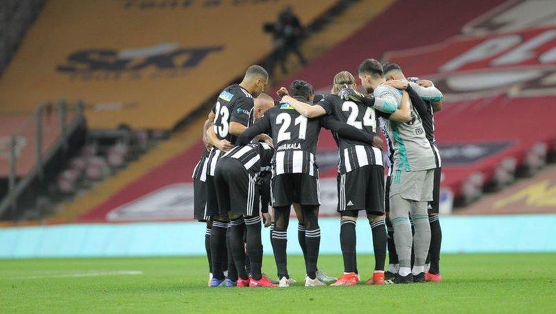 Beşiktaş inanıyor: 'Avantaj hala bizde'
