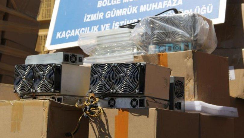 Kripto operasyon! Son dakika: İzmir'de büyük operasyon: 5 milyon değerinde