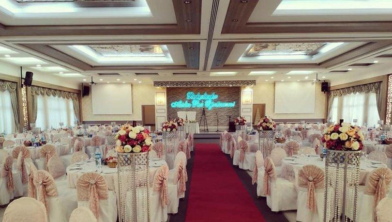 Düğün salonları ne zaman açılacak? Düğünler salonlarının açılacağı tarih belli mi?