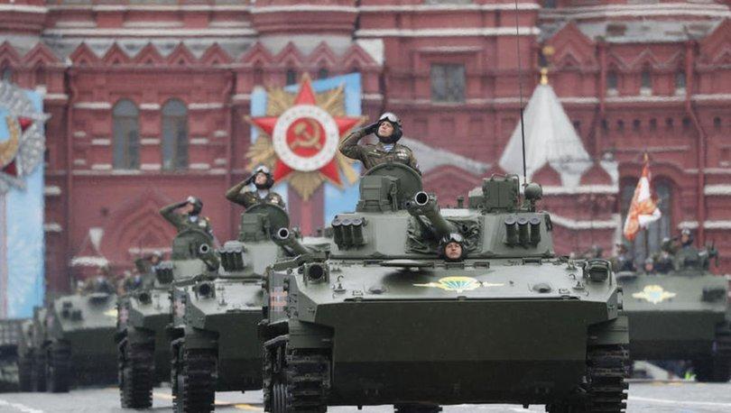 SON DAKİKA: Rusya'da 9 Mayıs Zafer Günü törenleri kutlandı! - Haberler