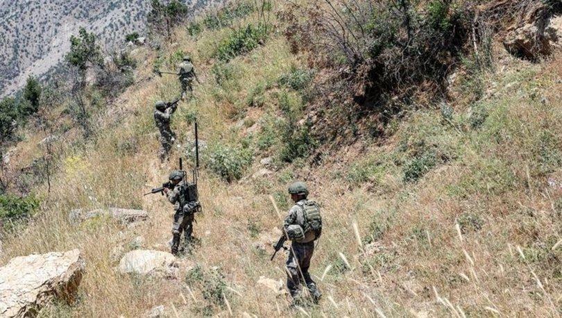Son dakika: Gara'da 8 PKK'lı terörist etkisiz hale getirildi