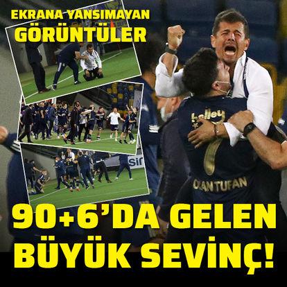 Ankara'da büyük sevinç!