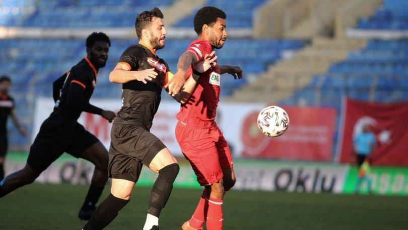 Boluspor, 5 futbolcusu ile yollarını ayırdı