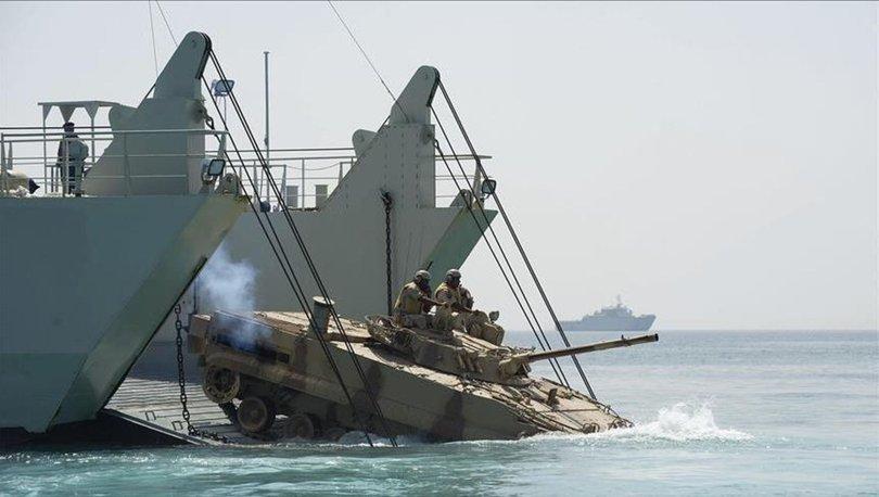 Mısır ve Fransa'dan Kızıldeniz'de ortak askeri tatbikat