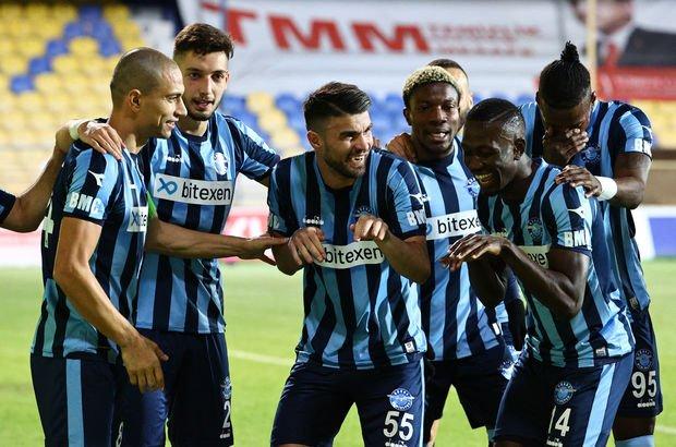 Son dakika! Adana Demirspor ve Giresunspor Süper Lig'de!