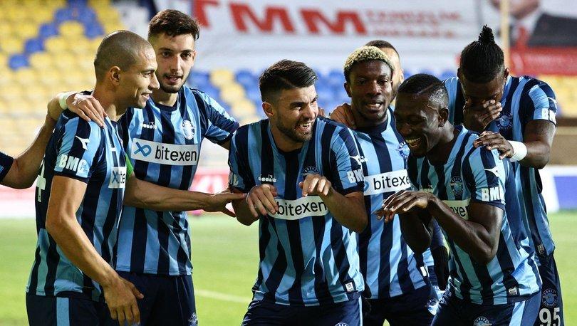 HOŞGELDİNİZ! Adana Demirspor ve Giresunspor Süper Lig'de! - Son dakika spor haberleri!