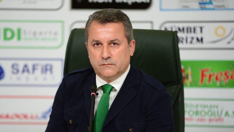 Hakan Karaahmet: Giresunspor Süper Lig'de iyi şeyler yaparak, ses getirecektir