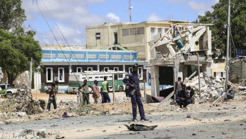 Somali'de karakola intihar saldırısı düzenlendi: 6 ölü