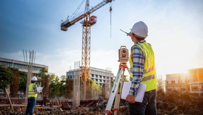 Mart ayına ilişkin inşaat maliyet endeksi açıklandı
