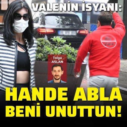 Valenin isyanı: Abla beni unuttun!