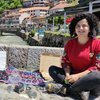 Sinop'tan otostopla yola çıktı, Balkanları bedava gezdi