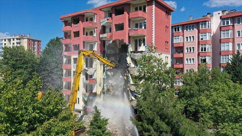 Çevre ve Şehircilik Bakanlığı kentsel dönüşümde 5 milyar liraya yakın kira desteği sağladı