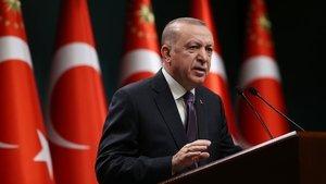 Cumhurbaşkanı Erdoğan, Abbas ve Heniyye ile görüştü
