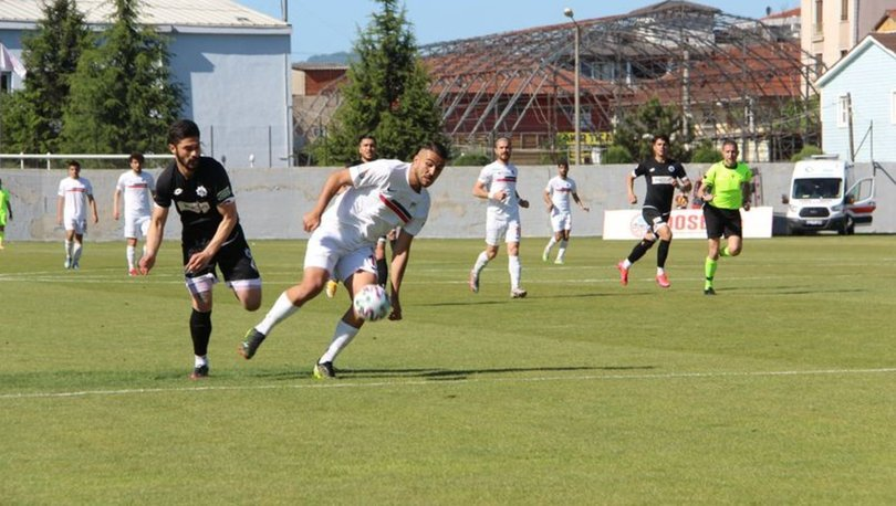 3. Lig Play-off çeyrek finalinde 5 rövanş maçı oynandı