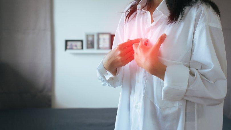 Reflü kalbi sıkıştırır mı? - Haberler