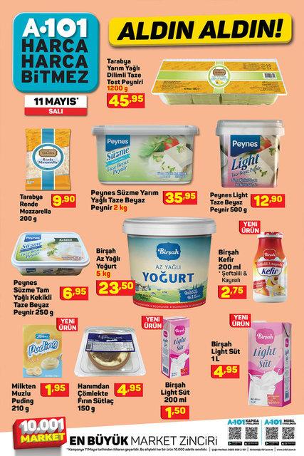 A101 BİM aktüel ürünler kataloğu! A101 BİM 11-17 Mayıs aktüel ürünleri! İşte tüm liste