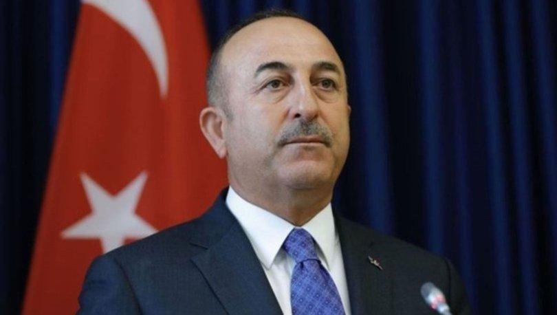 Dışişleri Bakanı Çavuşoğlu, İİT Genel Sekreteri Yusuf el Useymin'le telefonda görüştü
