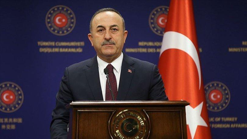 Dışişleri Bakanı Çavuşoğlu, Filistinli mevkidaşı el-Maliki ile Kudüs'teki son gelişmeleri görüştü