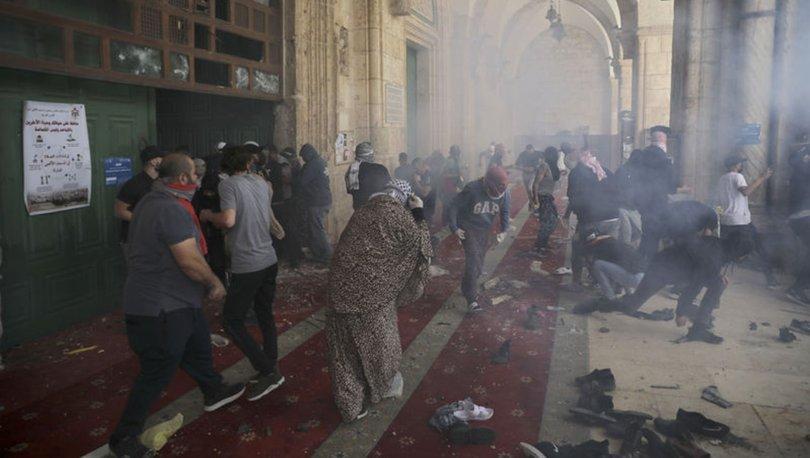 Venezuela ve Meksika'dan, İsrail'in Doğu Kudüs ve Gazze'deki saldırılarına sert tepki