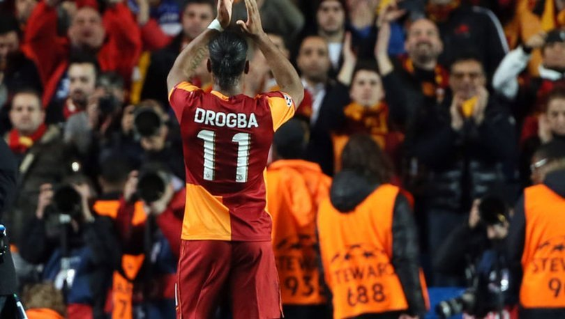 Didier Drogba, Şampiyonlar Ligi finali tartışmasına dahil oldu